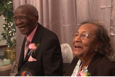 North Carolina couple celebrate 82nd wedding anniversary