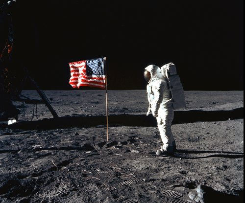 On This Day: Armstrong, Aldrin step foot on the moon