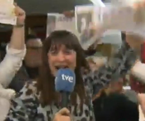 Reporter wins lottery during live TV broadcast