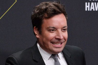 Jimmy Fallon, Jimmy Kimmel give monologues from home