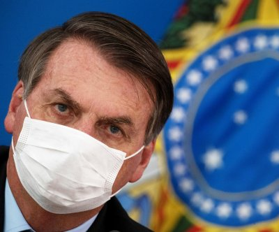 Brazil's President Jair Bolsonaro tests positive for COVID-19