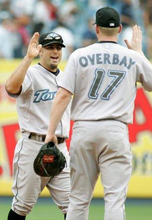 MLB: Toronto 5, Baltimore 4