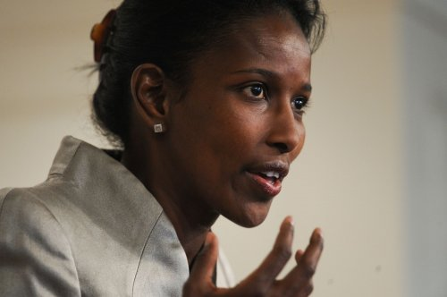 Brandeis cancels honorary degree for Ayaan Hirsi Ali, critic of Islam