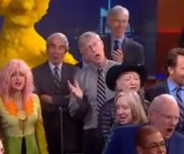 'The Colbert Report' comes to an end with star-packed finale
