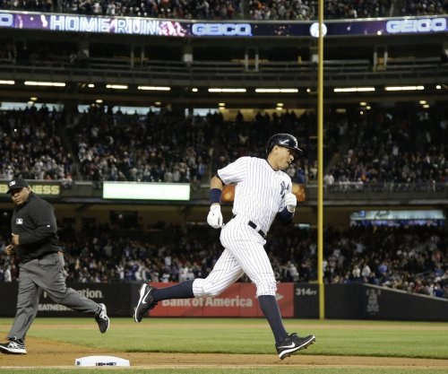 Rodriguez, New York Yankees slug New York Mets