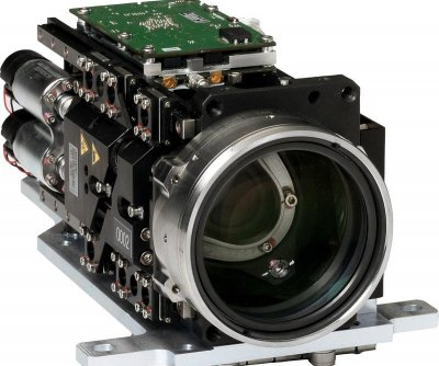 Airbus DS develops higher contrast infrared camera