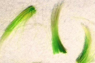 Jared Leto cuts off his green Joker hair