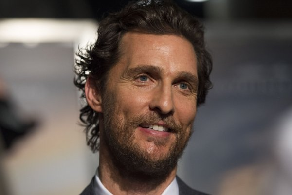Matthew McConaughey: Video shows clips of actor making ...