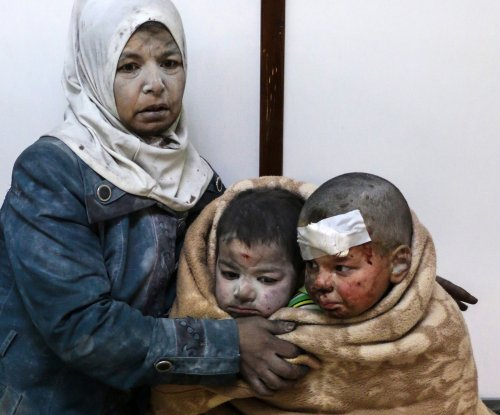 Syria's children risk being damaged forever by toxic stress