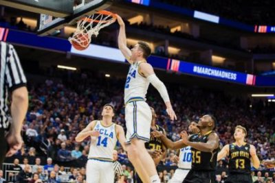 UCLA Bruins F T.J. Leaf joins Lonzo Ball, declares for NBA draft