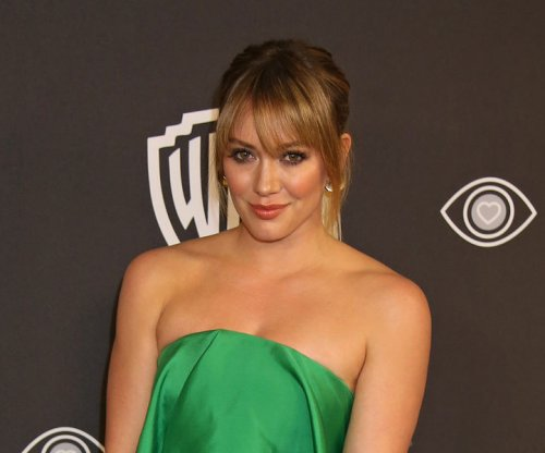 Hilary Duff gets close to Ely Sandvik in Malibu