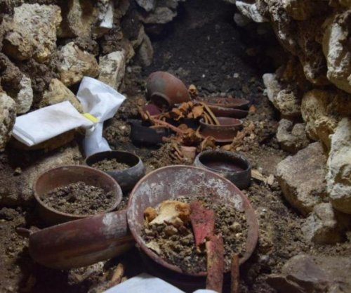 Royal tomb of ancient Mayan ruler found in Guatemala