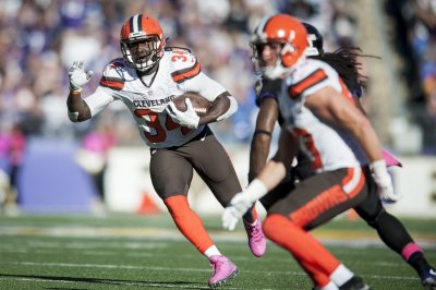 Jets RB Isaiah Crowell admits never knowing role with Browns