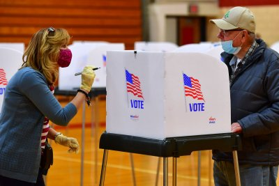 Election Day: Early turnout surpasses 73% of 2016 total