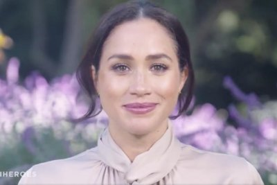 Meghan Markle honors 'quiet heroes' of COVID-19 pandemic