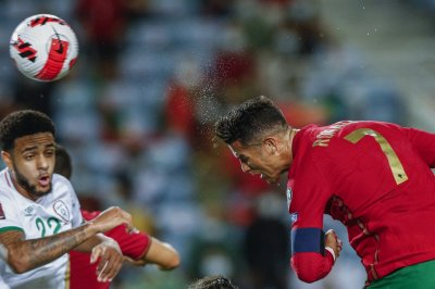 , Soccer: Cristiano Ronaldo leads Portugal over Ireland, sets international goals record, Forex-News, Forex-News