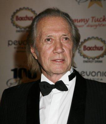 Actor David Carradine dead at 72