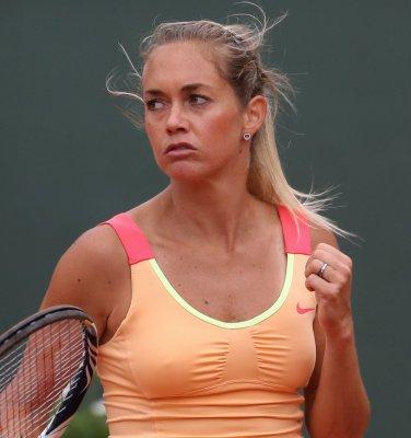 Zakopalova claims second-round win at Swedish Open