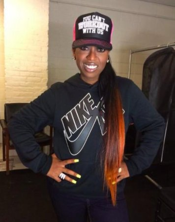 Missy Elliott shows off dramatic weight loss in NYC