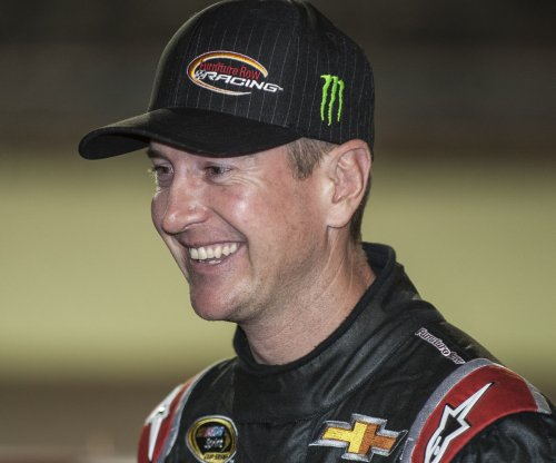 NASCAR reinstates Kurt Busch, now placed on indefinite probation