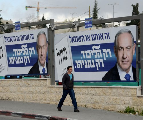 Netanyahu's party falls behind days before Israel election