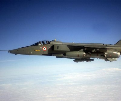 Indian Air Force jet test fires Harpoon missile