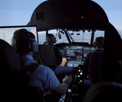 Thales helicopter simulator receives Level D qualification in Norway