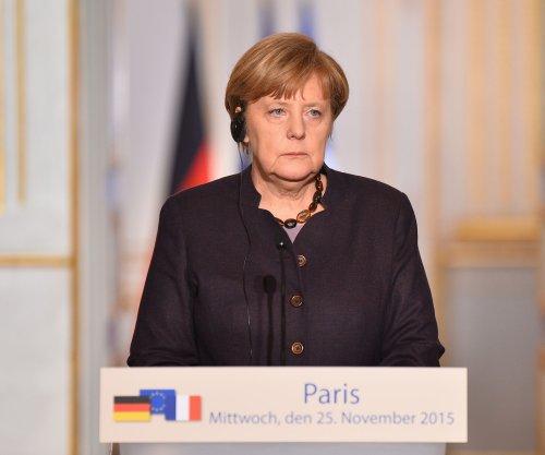 Merkel, EU officials in Turkey to discuss migrant deal