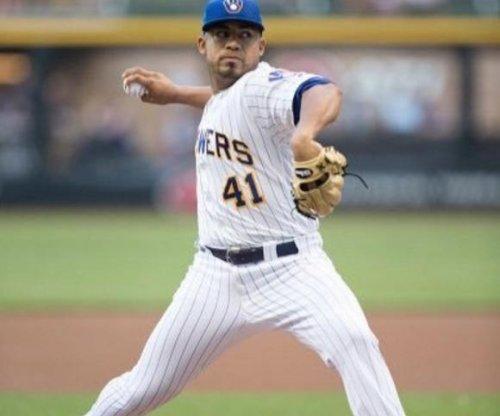 Junior Guerra shuts down Washington Nationals, Milwaukee Brewers win 1-0