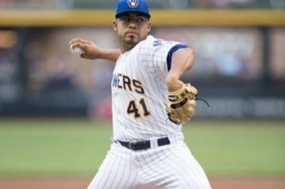 Junior Guerra shuts down Washington Nationals, Milwaukee Brewers win 1-0