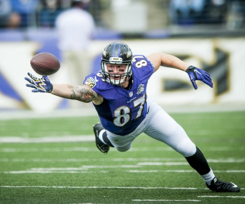Baltimore Ravens place TE Maxx Williams (knee) on IR