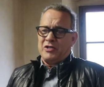 Tom Hanks recreates rap from 'Big'