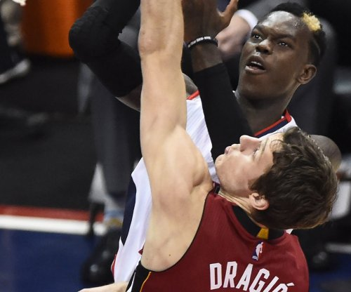 Miami Heat's Goran Dragic misses game with orbital contusion