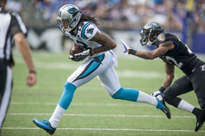Kelvin Benjamin: MRI negative on knee of Carolina Panthers WR