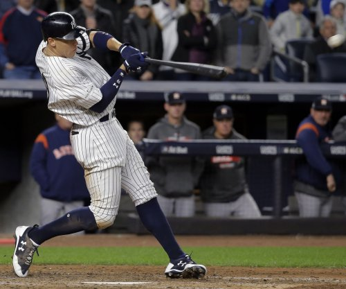 ALCS: Aaron Judge gets New York Yankees back in series in 8-1 rout