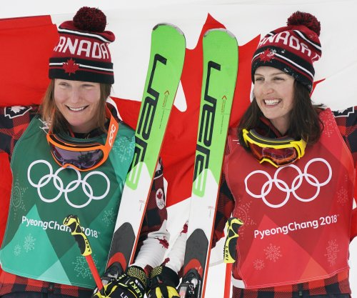 Canada's Serwa wins gold in women's ski cross at Pyeongchang Olympics
