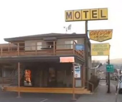 Mountain lion wanders into Oregon motel