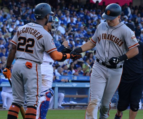 McCutchen, Giants hope to solve Pirates