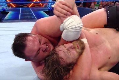 WWE Smackdown: Big Cass joins Daniel Bryan, Samoa Joe match