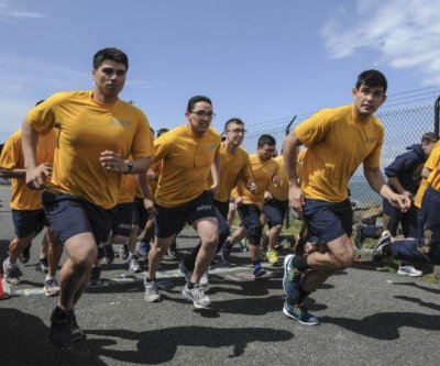 Navy scraps physical assessment test again, citing COVID-19