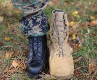 Marines to start fielding new cold-weather boot