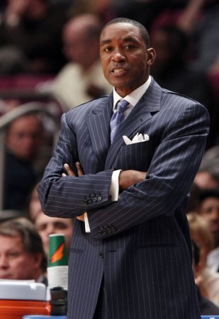 Basketball Hall of Famer Isiah Thomas set to earn master's degree