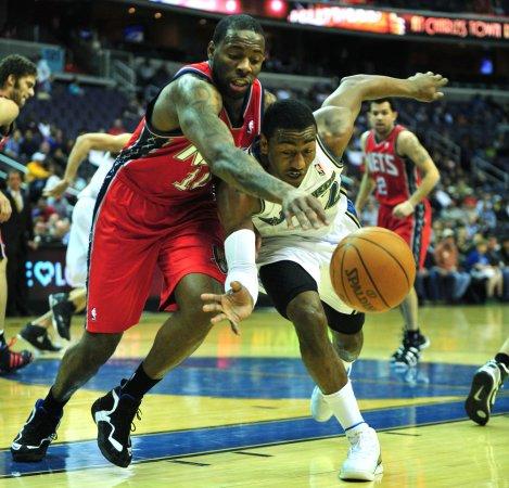 NBA: Washington 98, New Jersey 92
