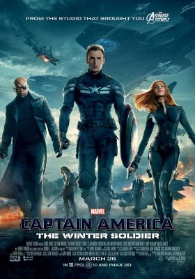 Four-minute preview of 'Captain America: The Winter Soldier' debuts online