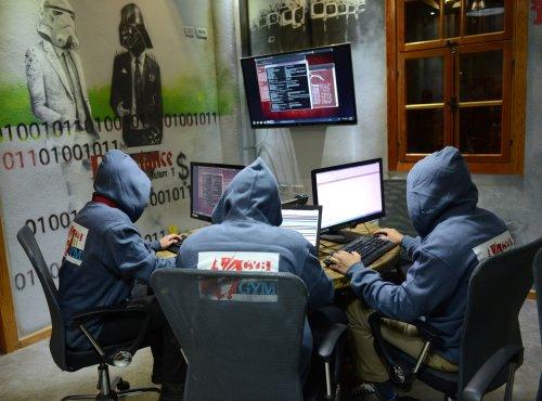 Cyber chaos