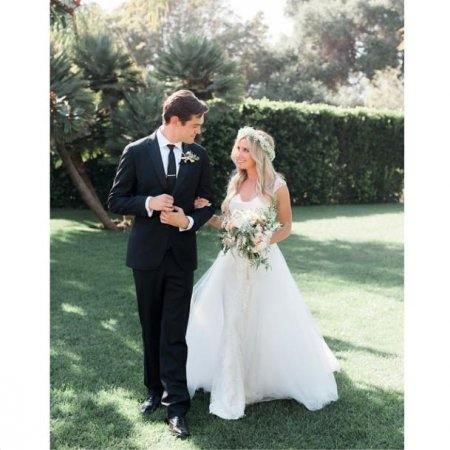 Ashley Tisdale weds Christopher French
