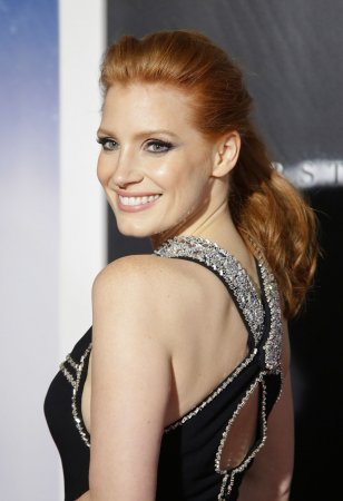 Jessica Chastain 'very happy' with Gian Luca Pass de Preposulo