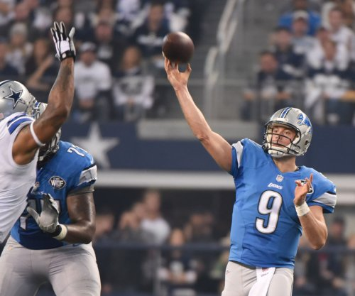 Detroit Lions QB Stafford, WR Tate added to Pro Bowl
