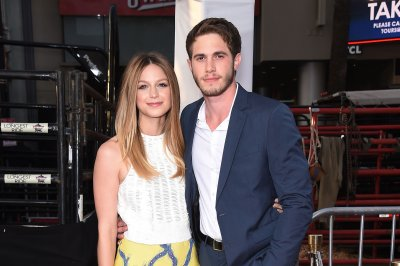 Melissa Benoist secretly wed 'Glee' co-star Blake Jenner