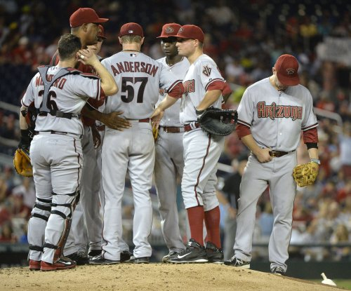 Arizona Diamondbacks hit four homers, hold off Washington Nationals